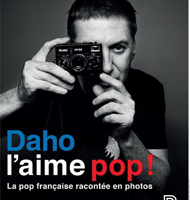 Exposition Daho l'aime Pop Philharmonie de Paris