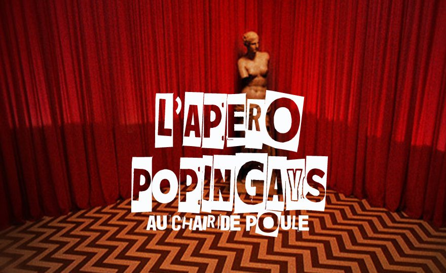 Popingays Apero Happy Hour LGBT - Chaire de Poule Rue Saint Maur Paris