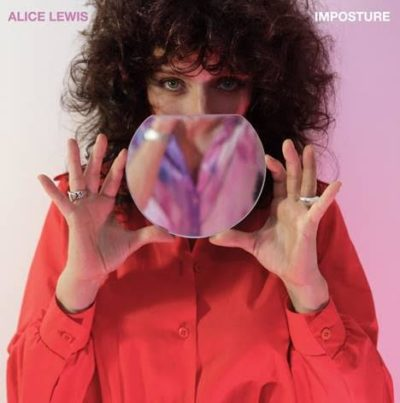 alice lewis imposture cd cover